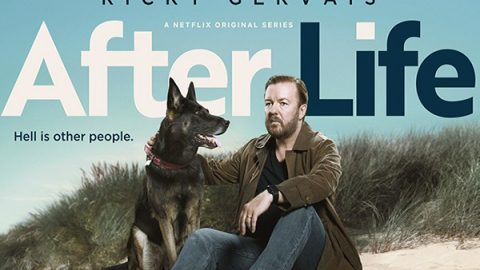 after life serie tv poster