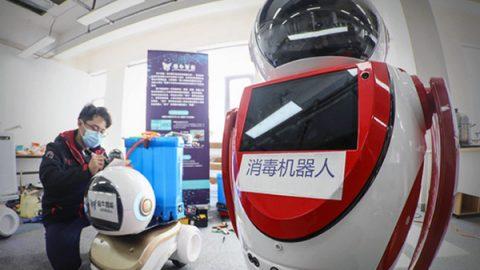 robot automazione