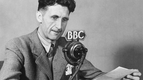 orwell bbc