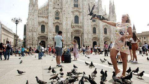 milano turisti