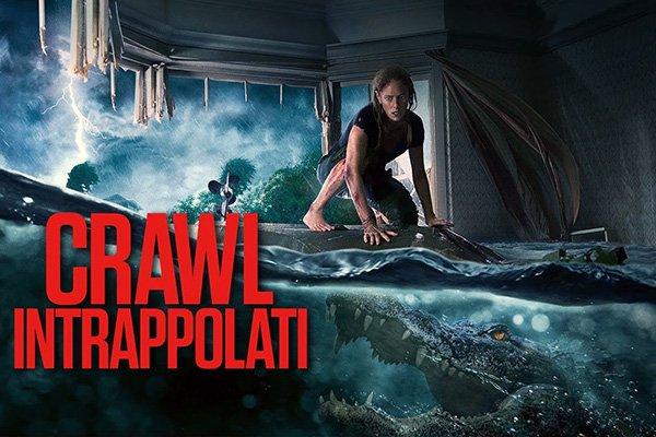 crawl film poster