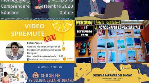 eventi 7-13 settembre