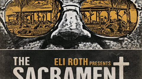 the sacrament film poster