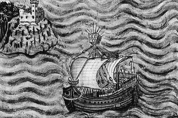 veliero repubbliche marinare