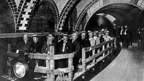 metropolitana di new york 1904