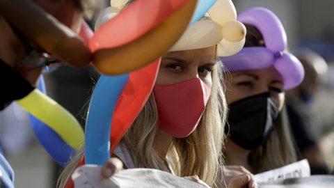 proteste coprifuoco roma