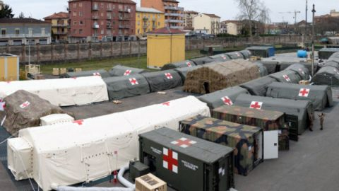 ospedali da campo sicilia