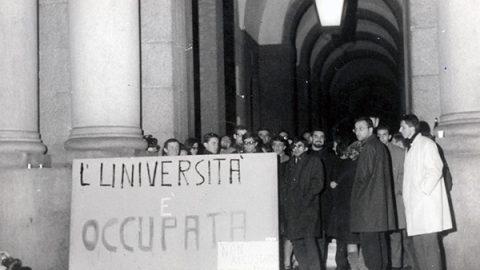 cattolica milano 1967
