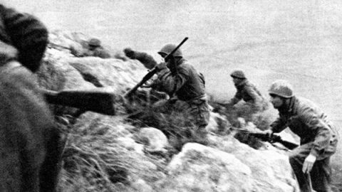 battaglia montelungo
