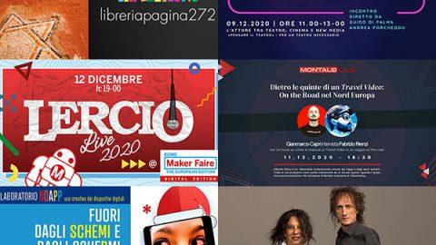 eventi online 7-13 dicembre