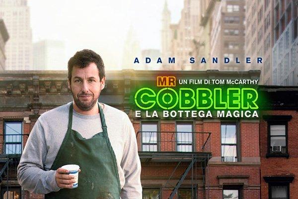 mr cobbler film poster