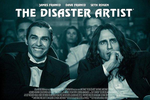 the disaster artist locandina