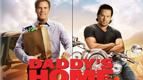 daddys home film poster