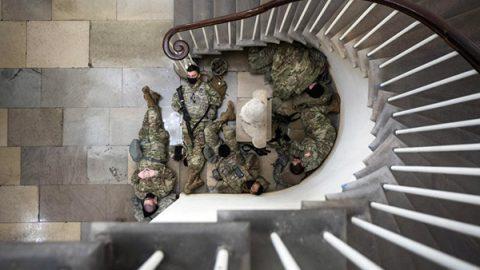 guardia nazionale capitol hill