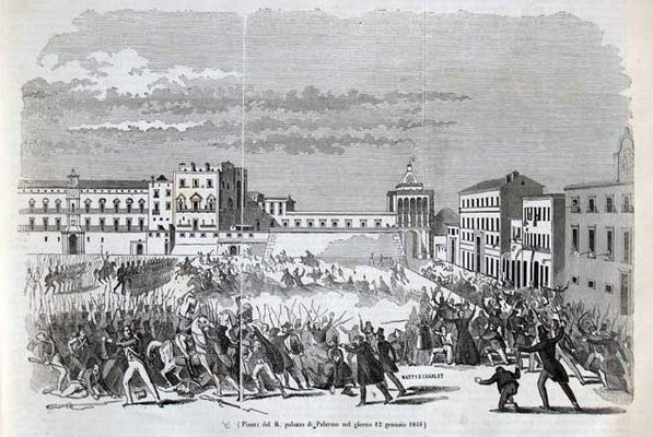 palermo 1848