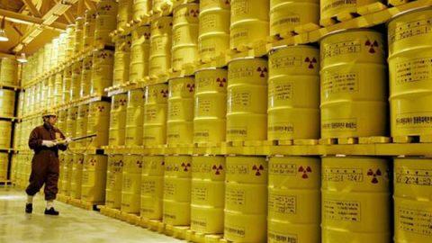 rifiuti nucleari scorie