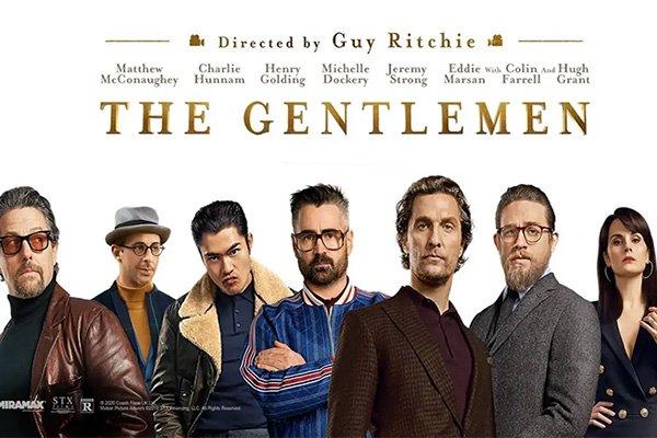 the gentlemen film poster