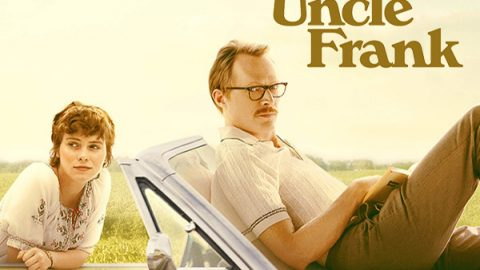 uncle frank film poster