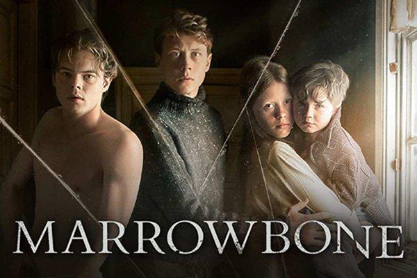 marrowbone film copertina