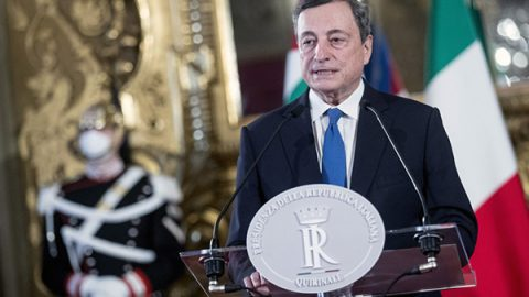 draghi quirinale