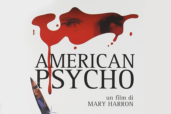 american psycho locandina film