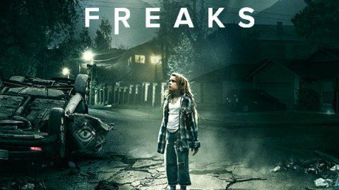 freaks copertina film