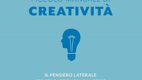 manuale di creatività copertina libro
